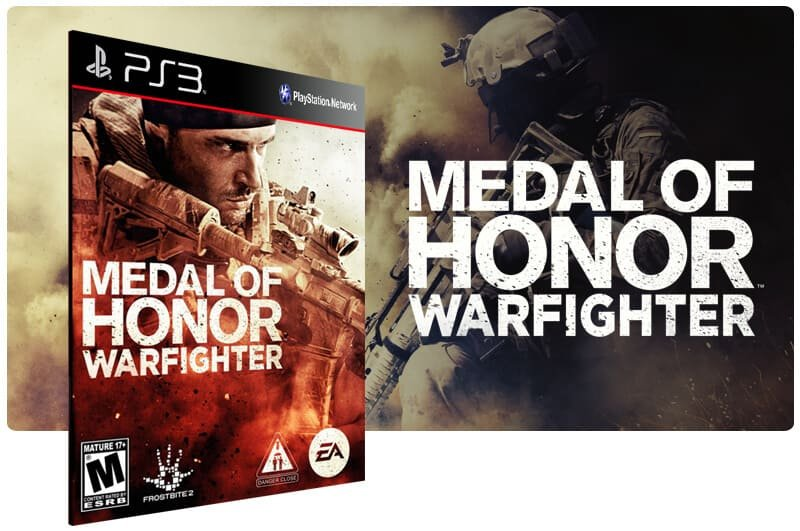 Banner do game Medal Of Honor Warfighter para PS3