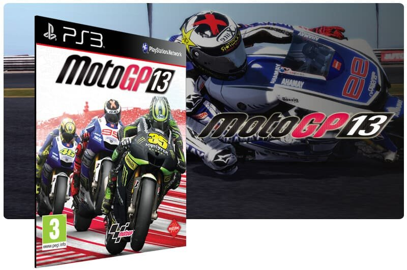 Banner do game Motogp 13 para PS3