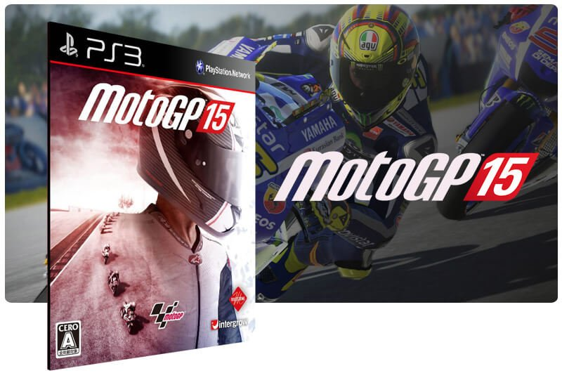 Banner do game Motogp 15 para PS3