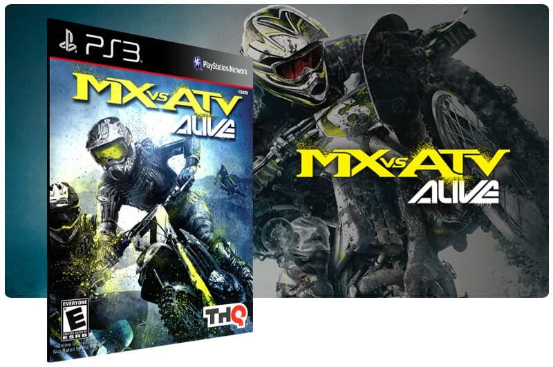 Banner do game Mx Vs Atv Alive para PS3