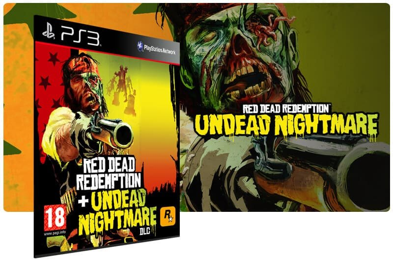 Banner do game Red Dead Redemption + Undead Nightmare para PS3