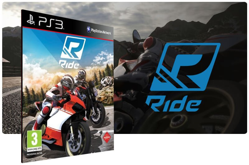 Banner do game Ride para PS3