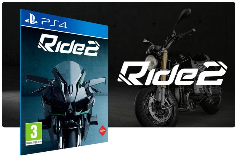Banner do game Ride 2 para PS4
