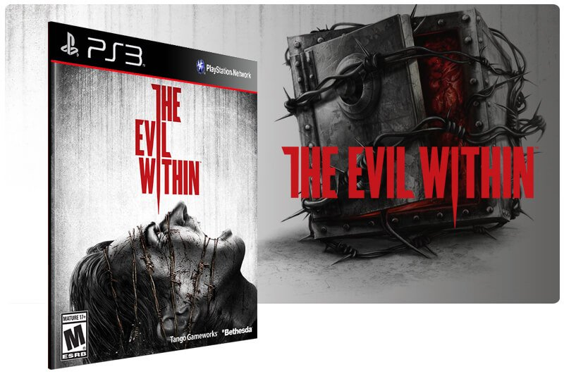 Banner do game The Evil Within para PS3