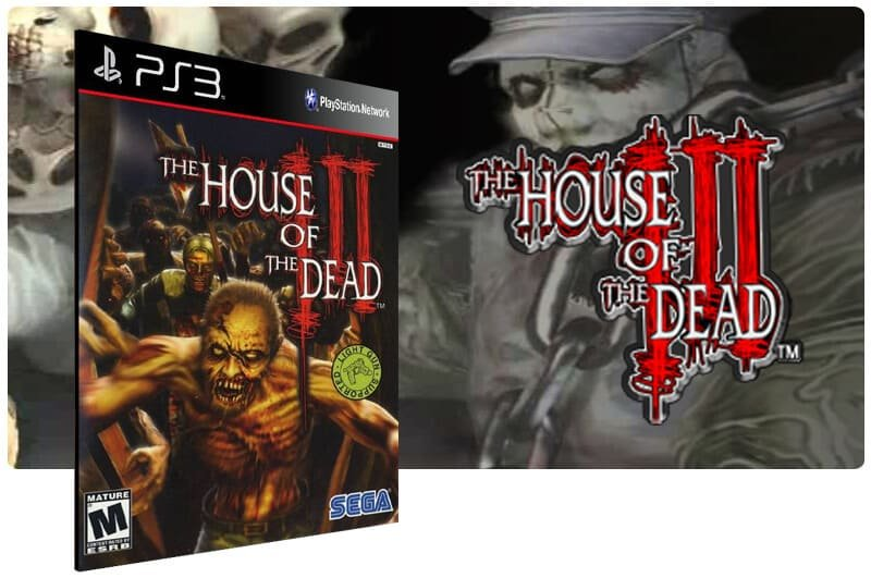 Banner do game The House Of The Dead 3 para PS3