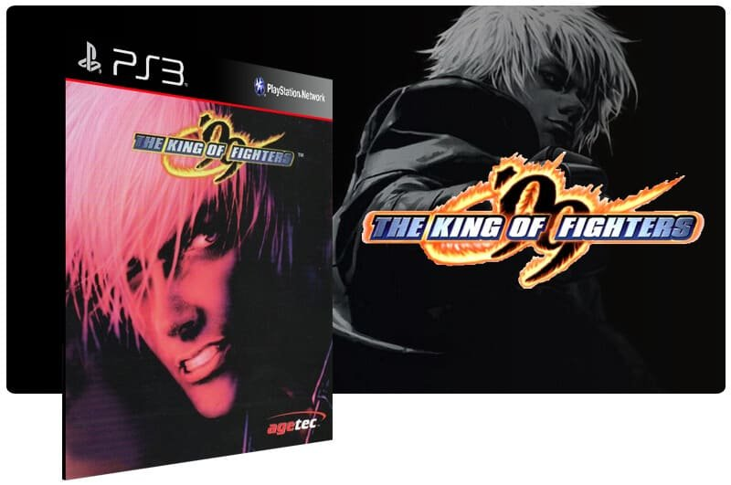 Banner do game The King of Fighters 99 para PS3