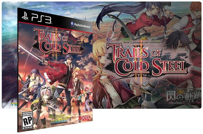 Banner do game The Legend of Heroes: Trails of Cold Steel para PS3