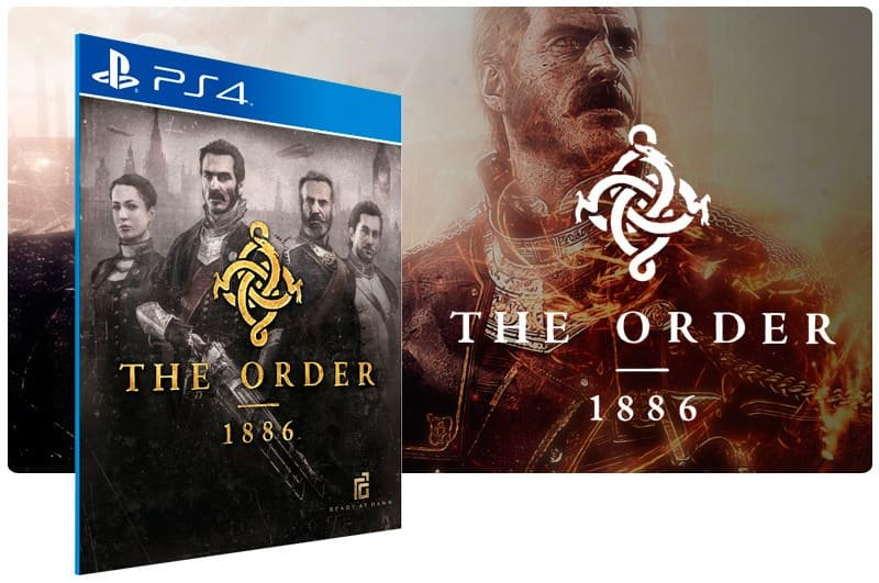 Banner do game The Order 1886 para PS4