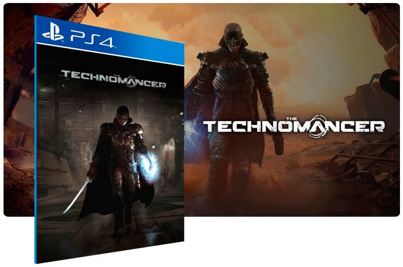 Banner do game The Technomancer para PS4
