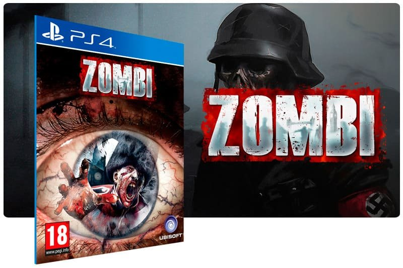 Banner do game Zombi para PS4