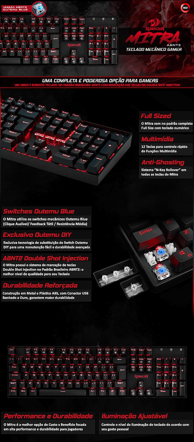 teclado-mecanico-redragon-mitra