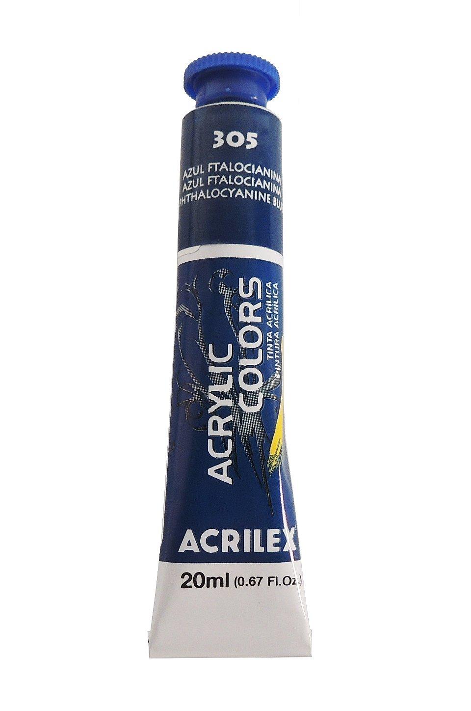 tinta-acrilica-20ml-305-azul-ftalocianina
