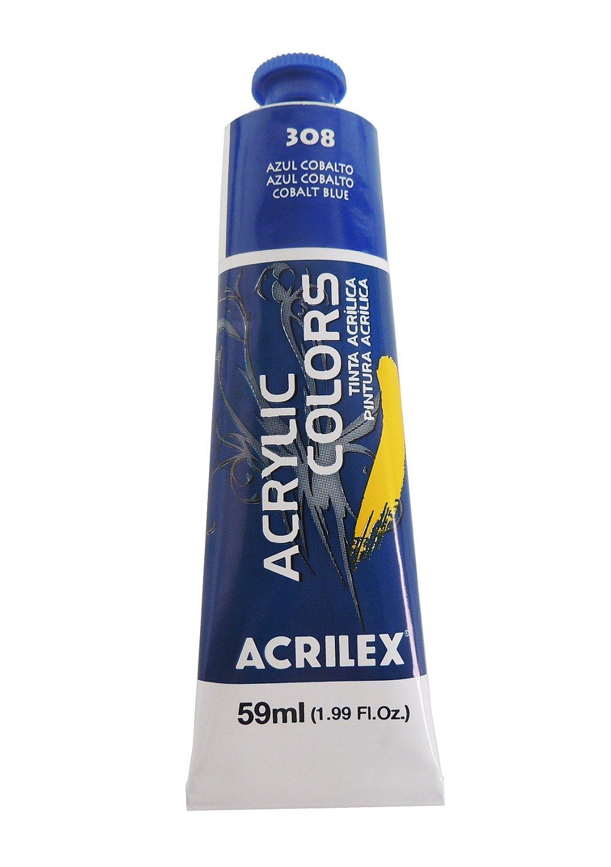 tinta-acrilica-acrilex-59ml-308-azul-cobalto