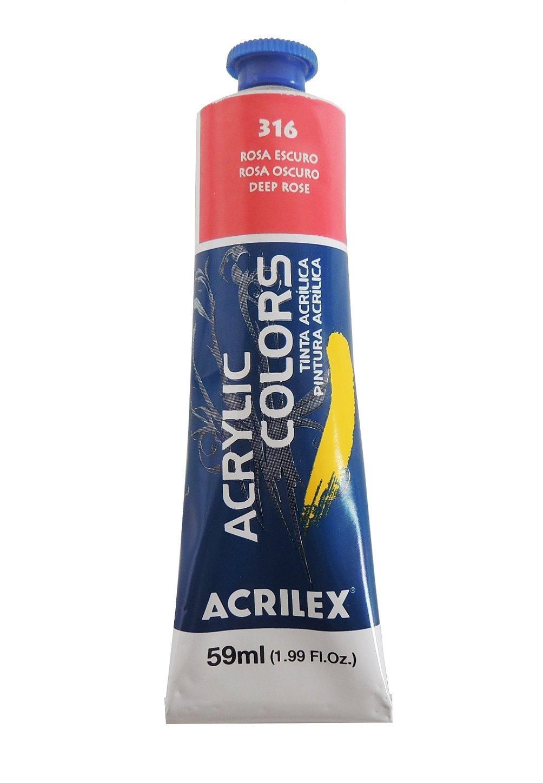 tinta-acrilica-acrilex-59ml-316-rosa-escuro