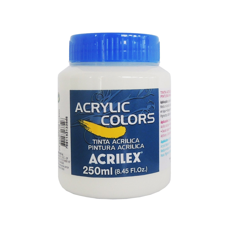 tinta-acrilica-acrilex-250ml-grupo-1-319-branco-titanio
