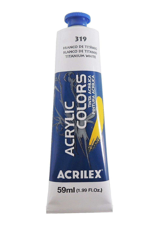 tinta-acrilica-acrilex-59ml-319-branco-titaneo