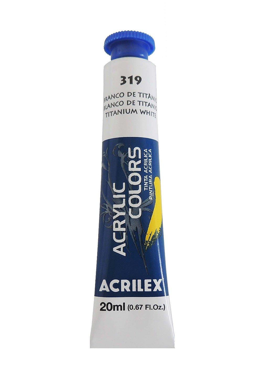 tinta-acrilica-20ml-319-branco-titanio
