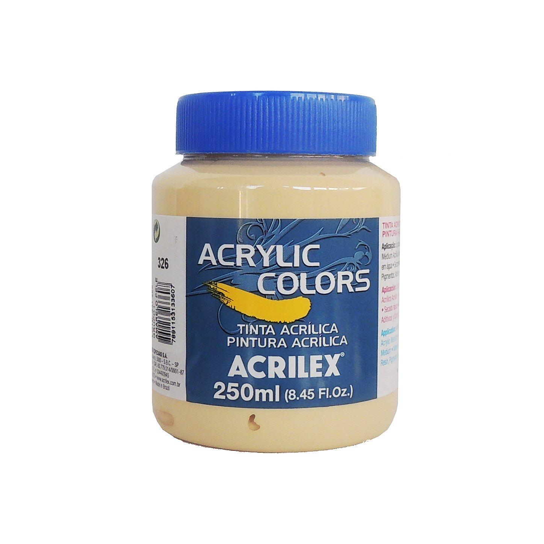 tinta-acrilica-acrilex-250ml-grupo-1-326-amarelo-pele