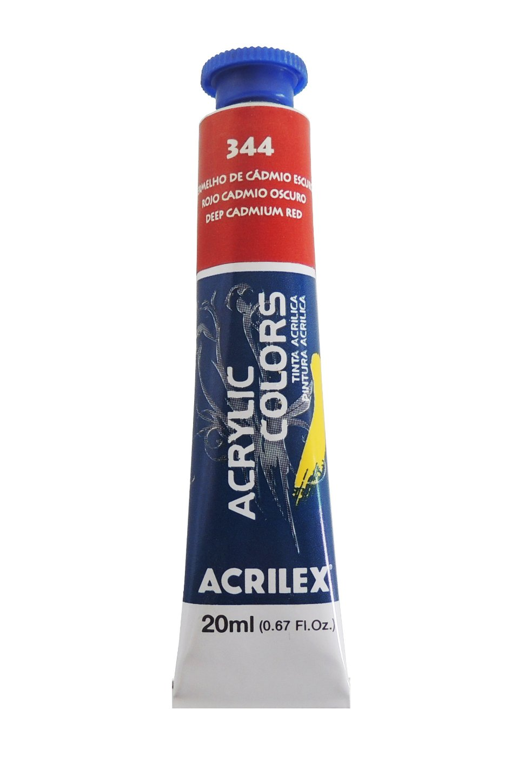 tinta-acrilica-20ml-344-vermelho-cadmio-escuro