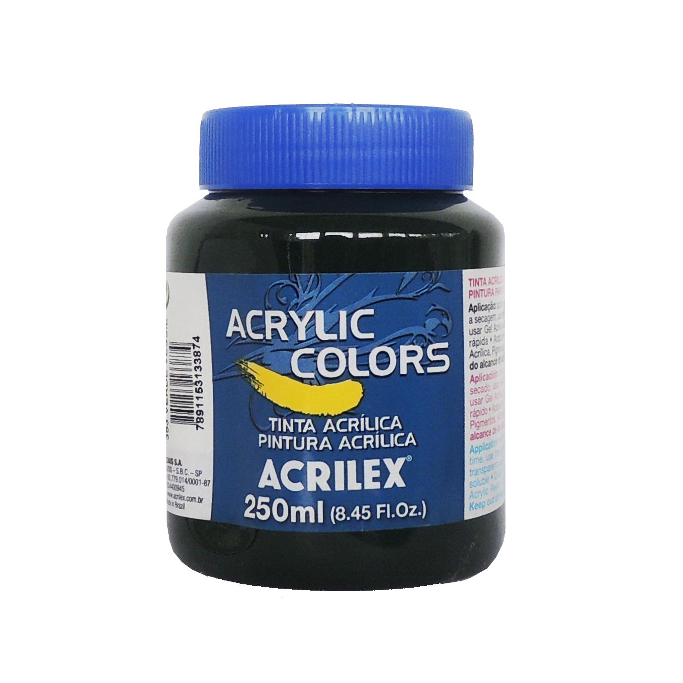 tinta-acrilica-acrilex-250ml-grupo-2-353-verde-vessie