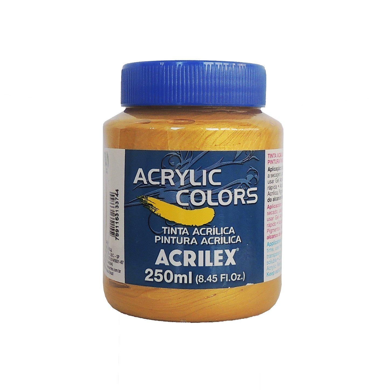 tinta-acrilica-acrilex-250ml-grupo-iv-385-ouro-iridescente