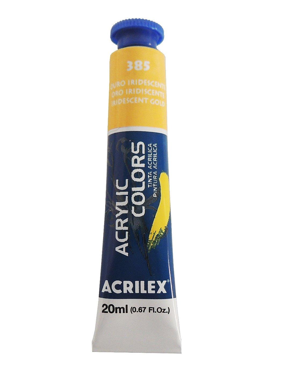 tinta-acrilica-metalica-acrilex-20ml-385-ouro-iridescente