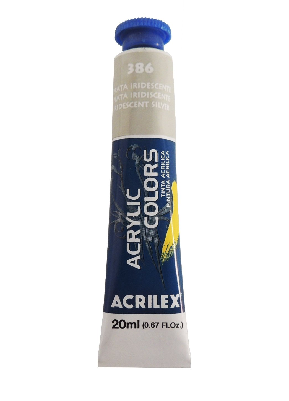 tinta-acrilica-metalica-acrilex-20ml-386-prata-iridescente