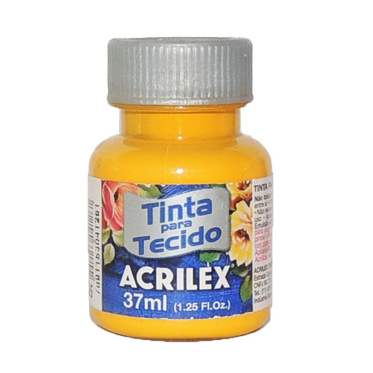 Tinta-Para-Tecido-Acrilex-37ml-505-amarelo-ouro