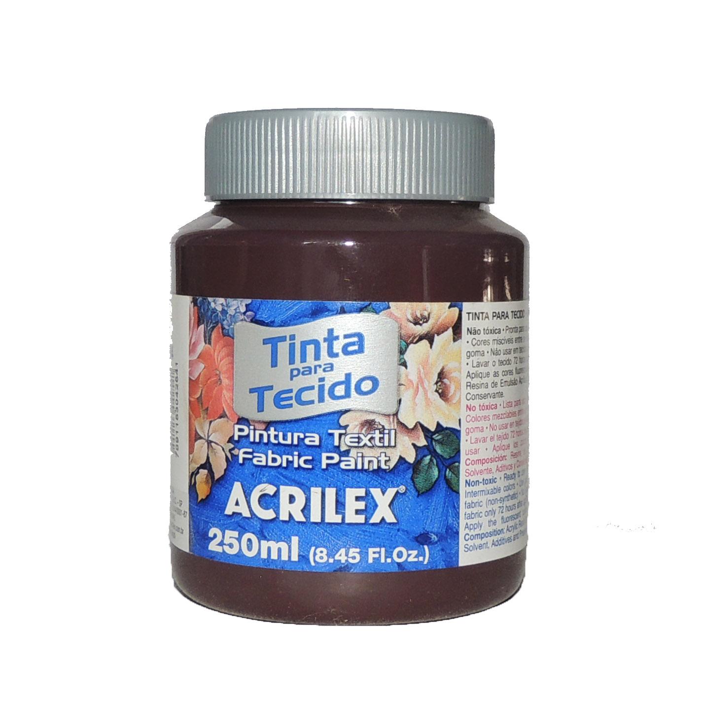 tinta-para-tecido-acrilex-250ml-514-terra-queimada