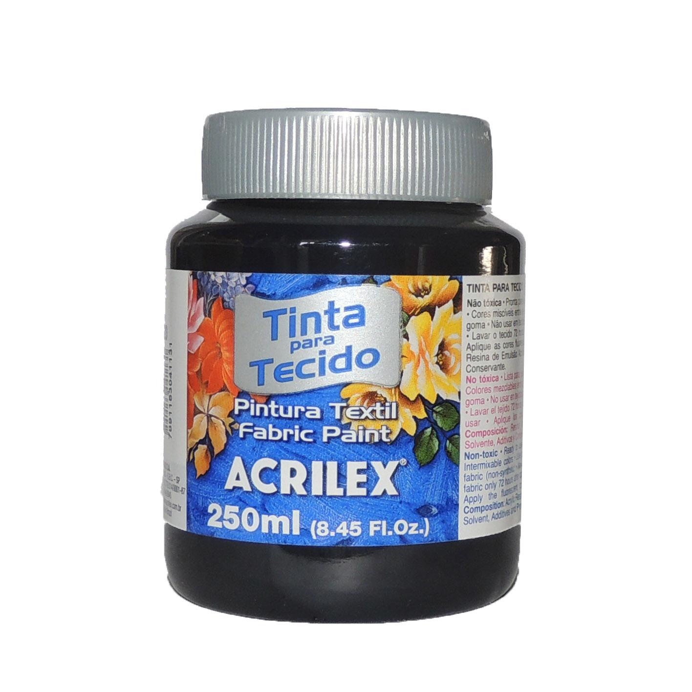 tinta-para-tecido-acrilex-250ml-520-preto