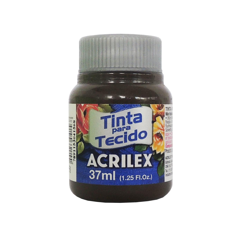tinta-para-tecido-acrilex-37ml-551-sepia