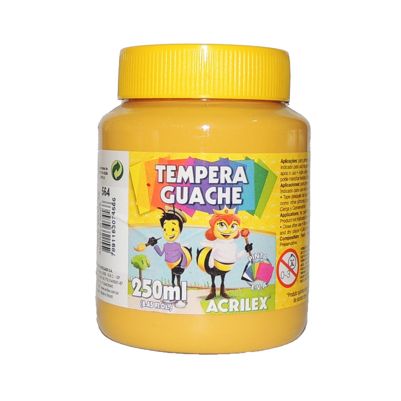 tinta-tempera-guache-250-ml-564-amarelo-ocre
