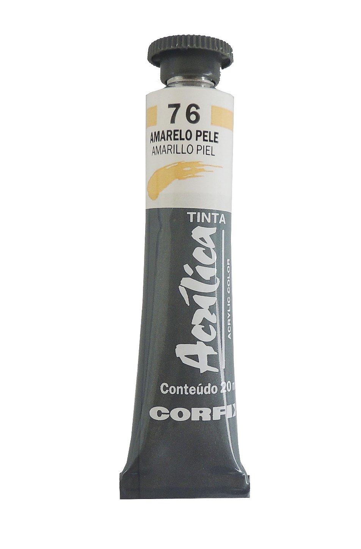 Tinta-Acrilica-Corfix-20-ml-76-Amarelo-Pele