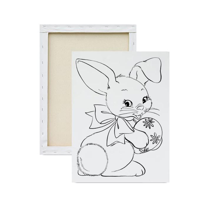 tela-para-pintura-infantil-coelhinho-e-seu-presente