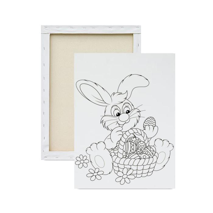 tela-para-pintura-infantil-coelho-da-pascoa-e-sua-cesta