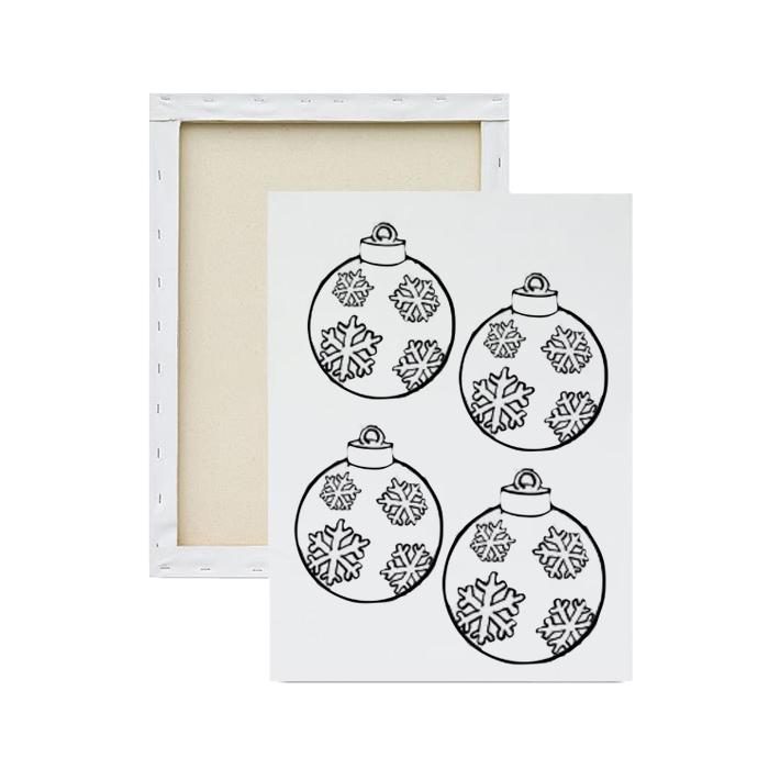 tela-para-pintura-infantil-bolas-natalinas