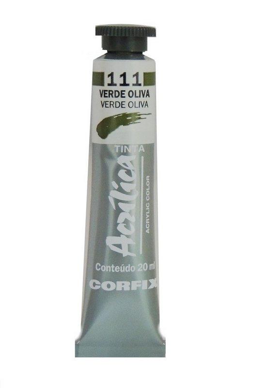 Tinta-Acrilica-Corfix-20-ml-111-Verde-Oliva
