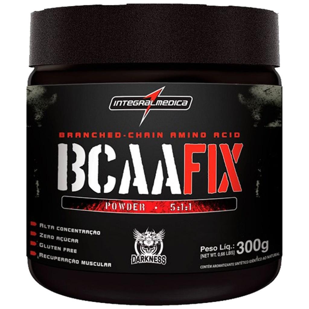 66fdaf1d6 BCAA Fix Powder (300g) IntegralMedica - Barato Suplementos