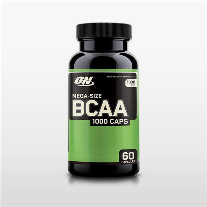 ad57a7aad BCAA 1000 (60 Caps) Optimum Nutrition - Barato Suplementos