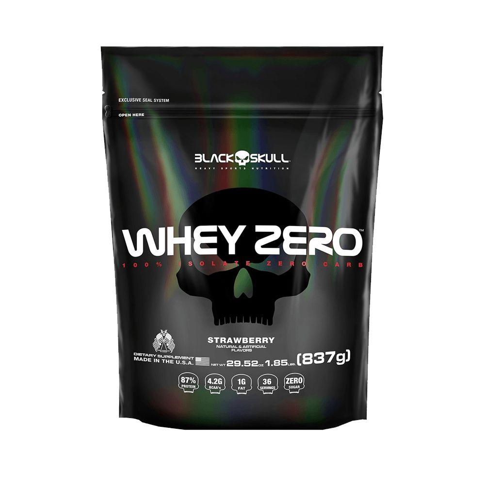 a3e51e94c Whey ZERO (837gr) Black Skull - Barato Suplementos