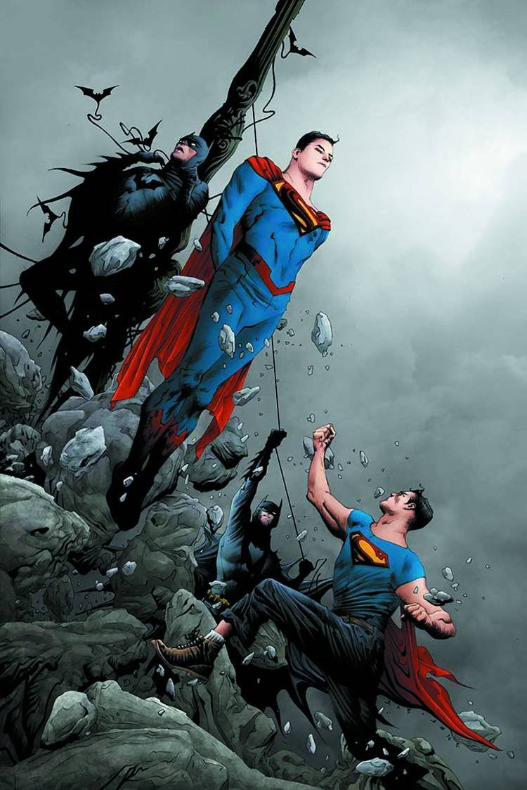 BATMAN-SUPERMAN - DOIS MUNDOS VOL. 1