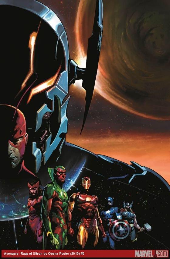 Vingadores- a ira de ultron