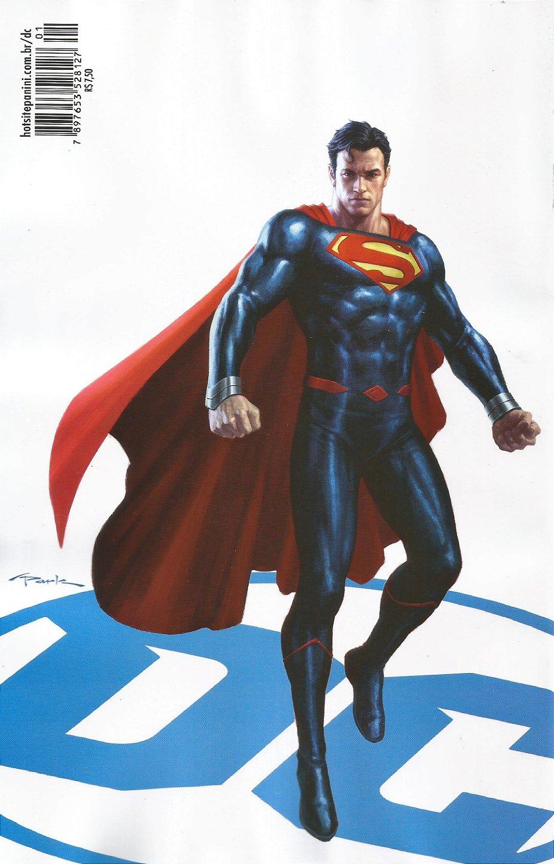 UNIVERSO DC RENASCIMENTO-Rebirth-Superman-1