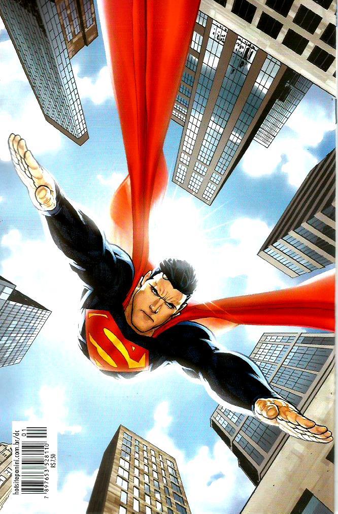 UNIVERSO DC RENASCIMENTO - SUPERMAN