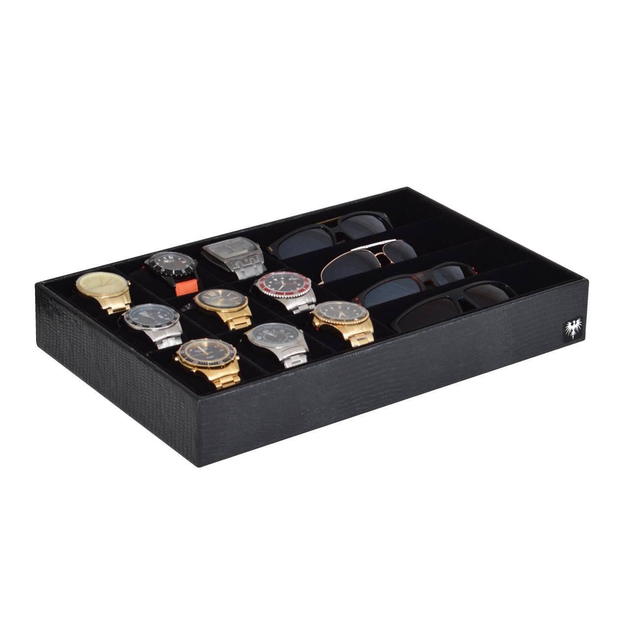 bandeja-couro-ecologico-9-relogios-4-oculos-preto-preto-porta-imagem-1.jpg