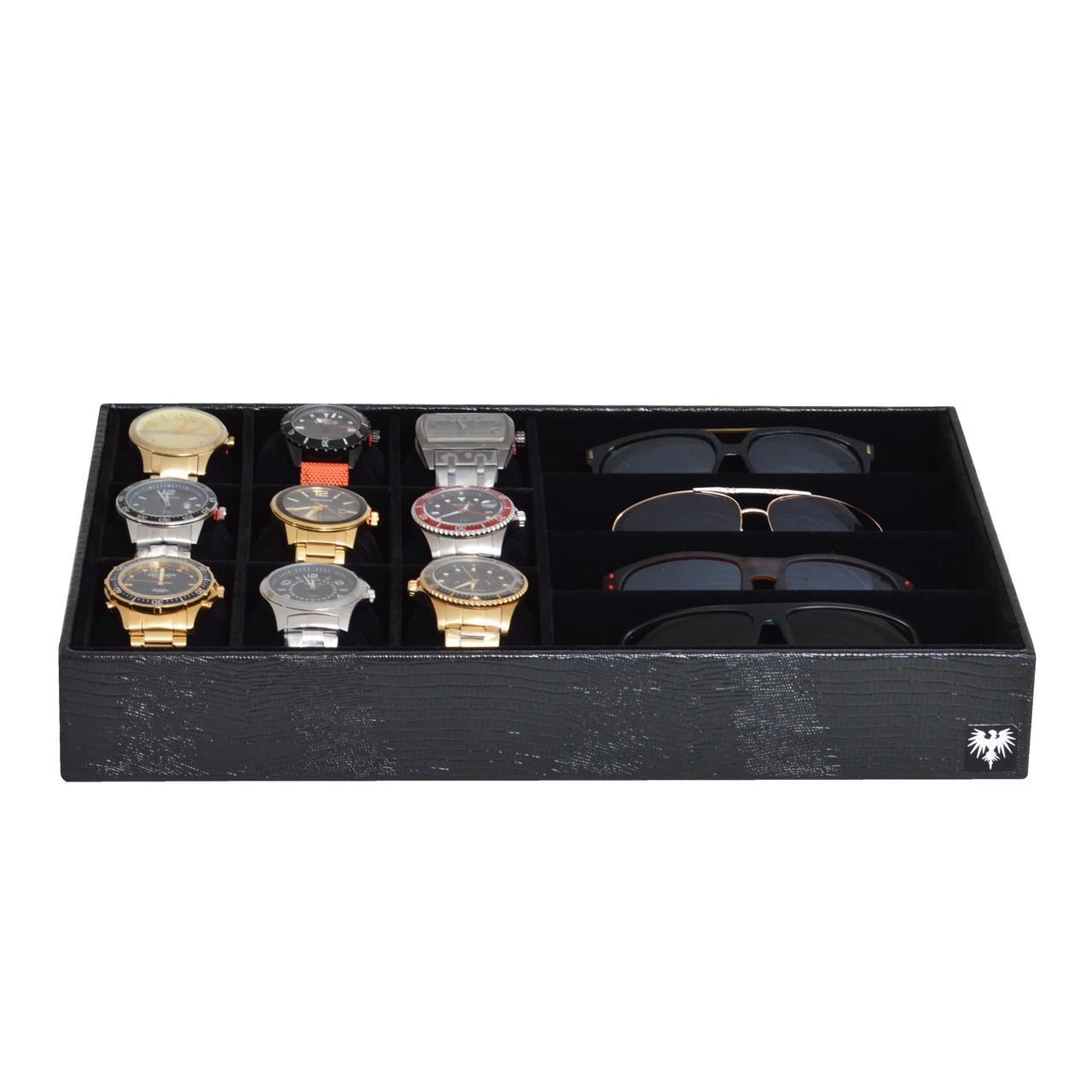 bandeja-couro-ecologico-9-relogios-4-oculos-preto-preto-porta-imagem-4.jpg