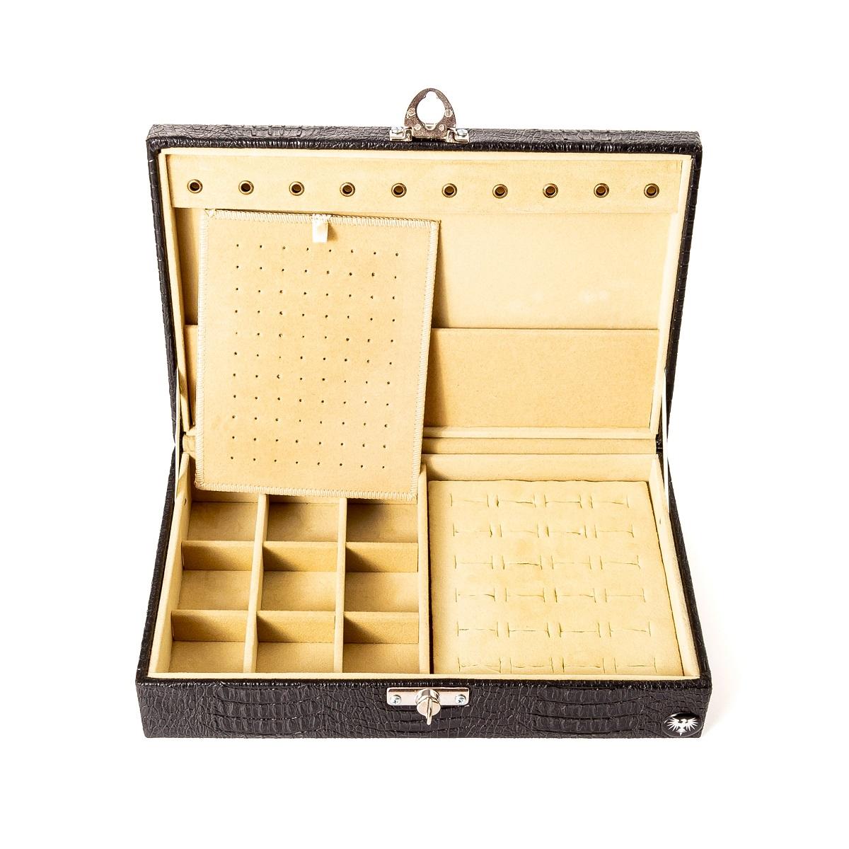 caixa-porta-joias-couro-ecologico-pequeno-preto-bege-imagem-3.jpg