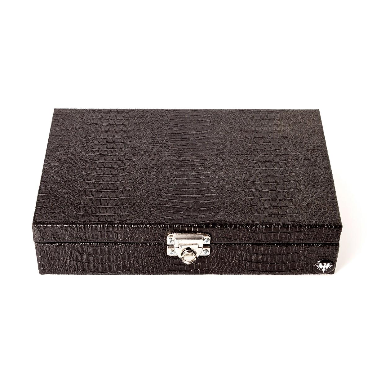 caixa-porta-joias-couro-ecologico-pequeno-preto-bege-imagem-5.jpg