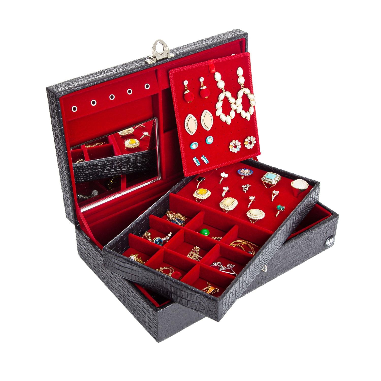 caixa-porta-joias-couro-ecologico-preto-com-vermelho-totalluxo-imagem-5.jpg