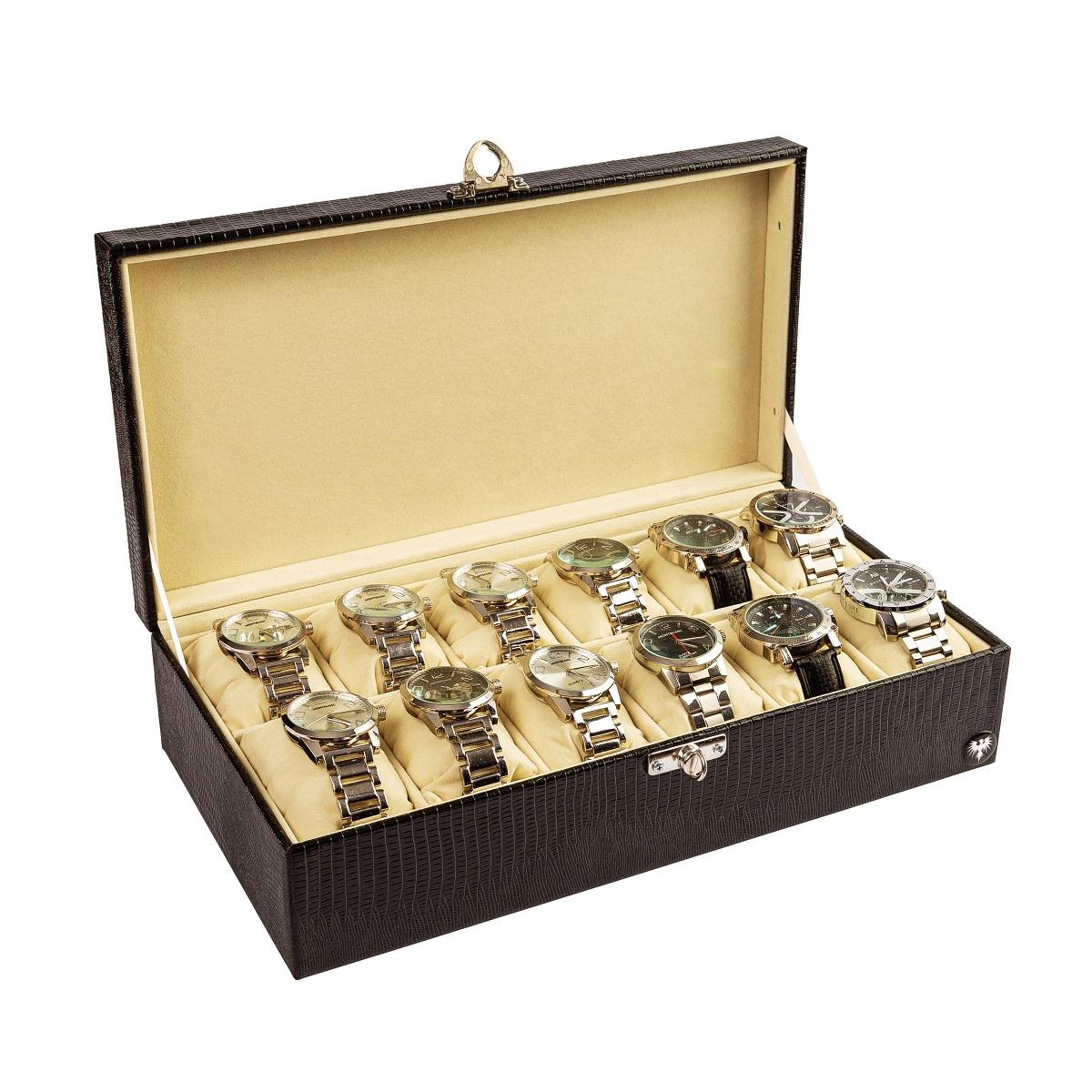 caixa-porta-relogio-12-nichos-couro-ecologico-preto-bege-imagem-6.jpg